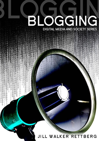 cover of Blogging by Jill Walker Rettberg