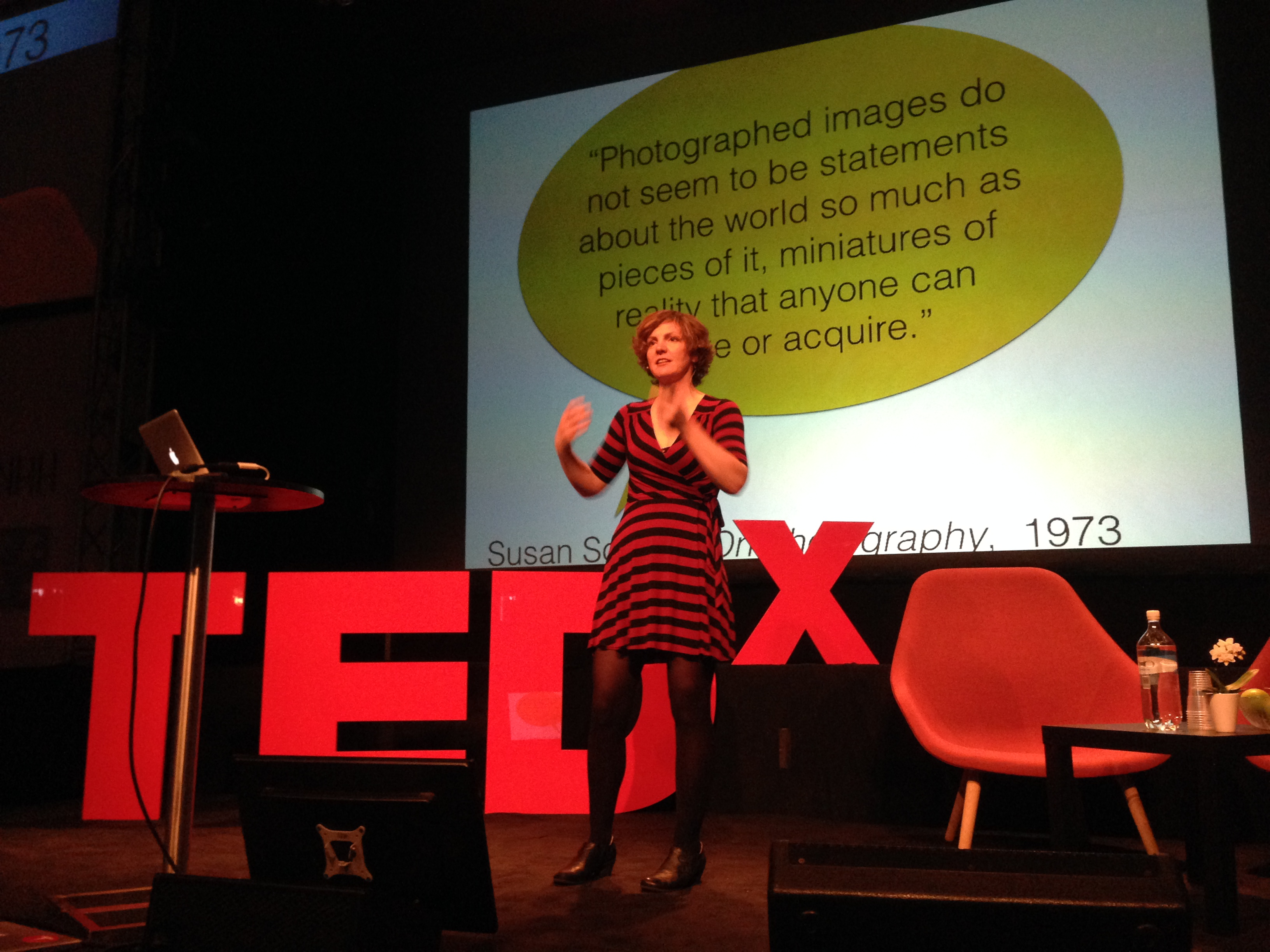 Jill-at-TEDxBergen-Sontag