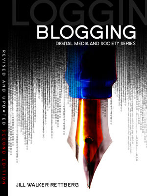 thumbnail image of Blogging book