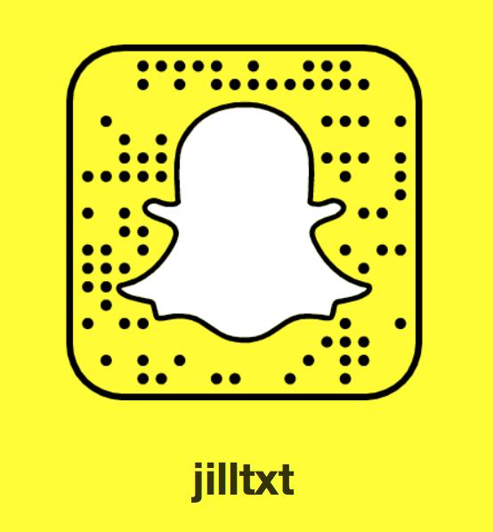 jilltxt-on-snapchat